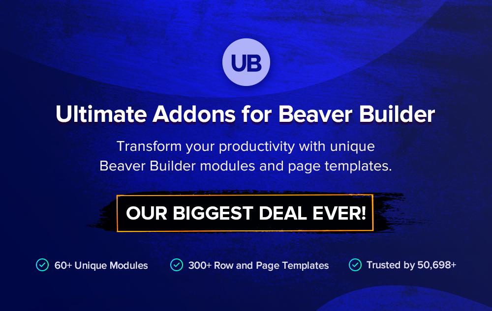 Addons for Beaver Builder AD